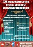 XXX Wojewódzki Przegląd Orkiestr Dętych OSP Województwa Lubelskiego