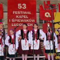 53 Ogólnopolski Festiwal Kapel i Śpiewaków Ludowych w Kazimierzu Dolnym