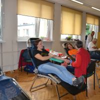 Akcja poboru krwi w Ostrowie Lubelskim