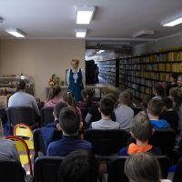 Spotkanie autorskie z Magdaleną Mazur- Ciseł