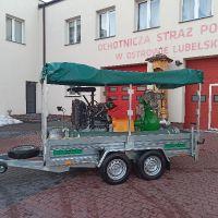 Pompa szlamowa dla jednostki OSP w Ostrowie Lubelskim