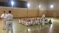 Egzamin Karate Kyokushin w Ostrowie Lubelskim