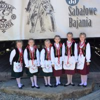 """Festiwal Folkloru Polskiego 55. """"Sabałowe Bajania"""" w Bukowinie Tatrzańskiej"""